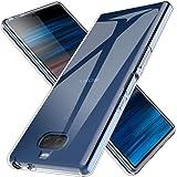 GEEMEE Sony Xperia 10 Plus ケース 保護 カバー 透明 TPU素材 クリスタル 超薄型 超軽量 Sony Xperia 10 Plus 専用 (クリア)