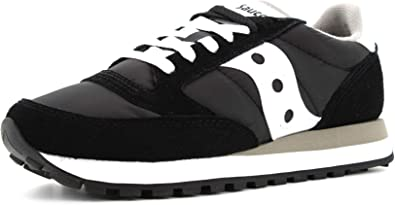 Saucony Originals Men/'s Jazz Original Vintage Sneaker Black//Navy Size 5