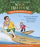 img - for Magic Tree House Collection: Books 25-28: #25 Stage Fright on a Summer Night; #26 Good Morning, Gorillas; #27 Thanksgiving on Thursday; #28 High Tide in Hawaii book / textbook / text book