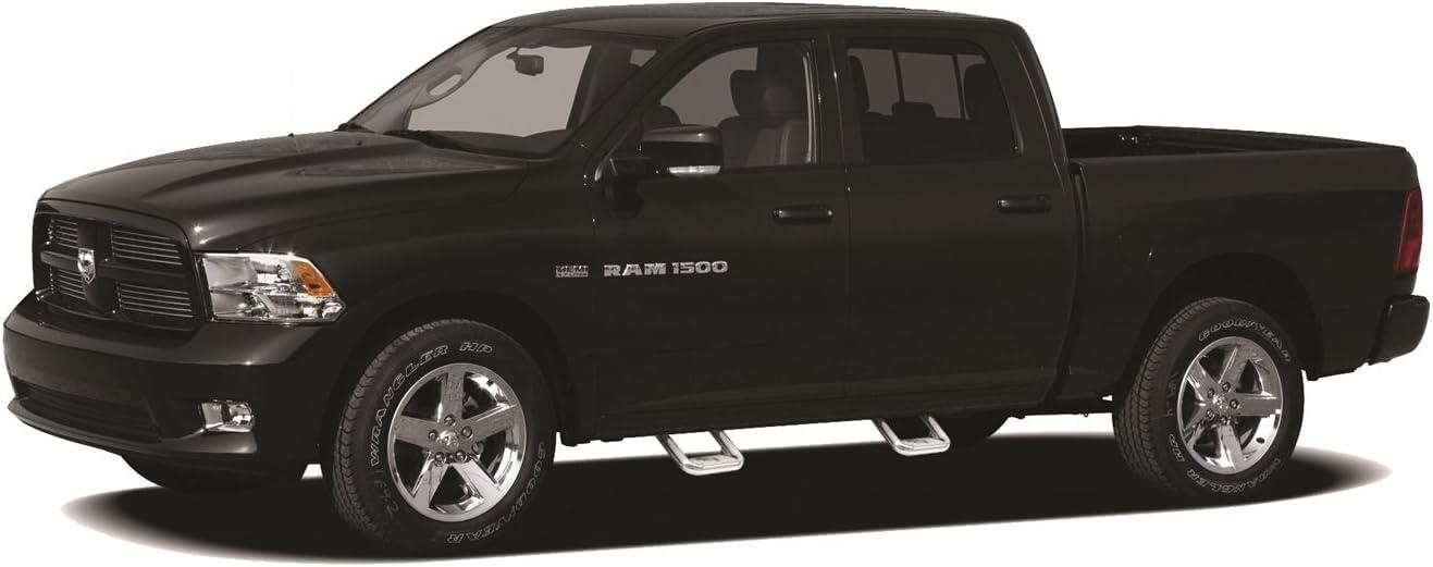 Pair Carr 105772 HOOP II XM3 Polished Step