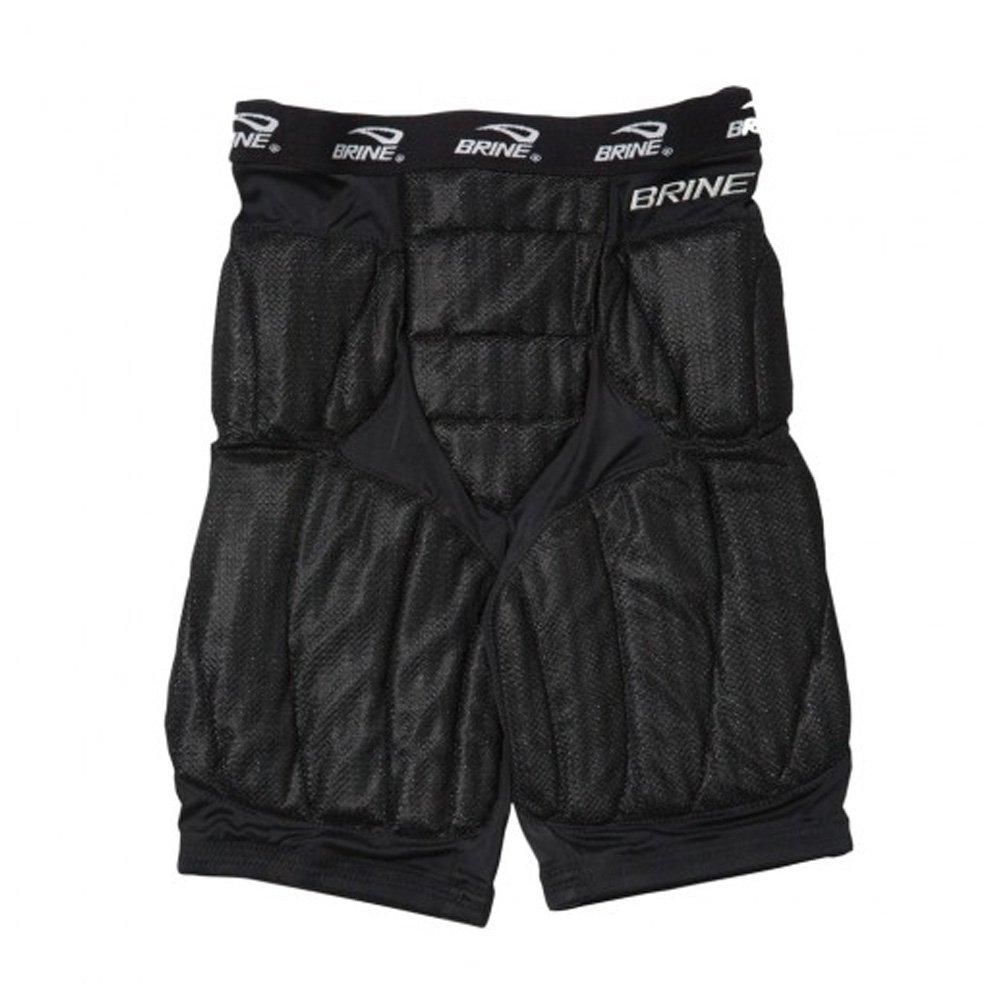 Brine Ventilator Lacrosse Goalie Pant (X-Small, Black)