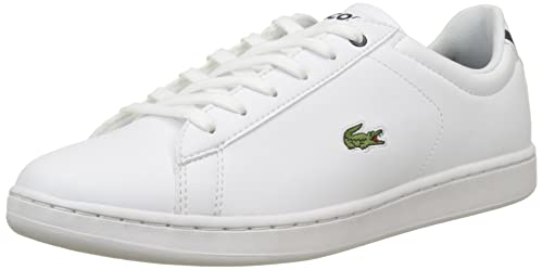 a4ff57f98a00c Lacoste Unisex Kids  Carnaby Evo Bl 1 SPJ Trainers  Amazon.co.uk ...