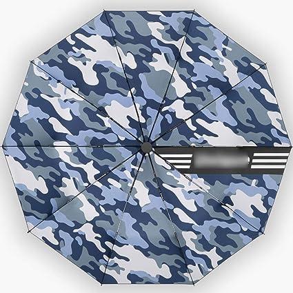 b174366450bc Amazon.com: Hai Yan Boutique Umbrella Automatic Umbrella Student ...