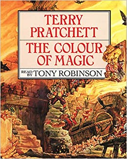 The Colour Of Magic (Discworld): Amazon.co.uk: Terry Pratchett, Tony ...