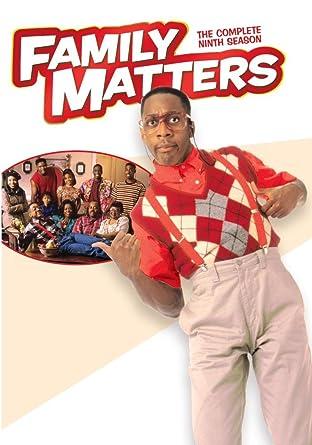 Family Matters Season 8 Dvd