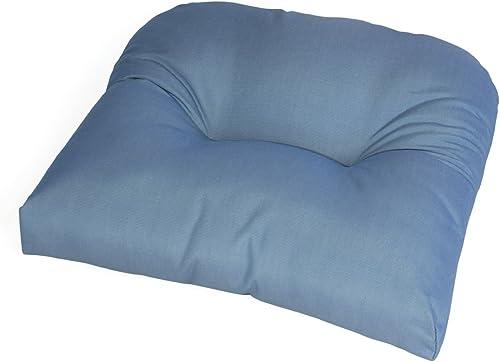 Comfort Classics Inc. Sunbrella Outdoor/Indoor Wicker SEAT Cushion