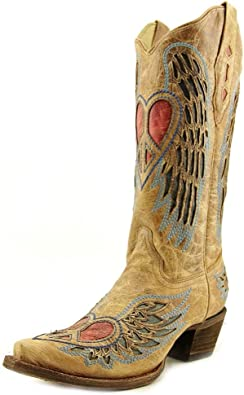 corral heart boots