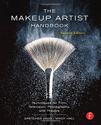 The Makeup Artist Handbook: Techniques for Film, Television, Photography, and Theatre by imusti