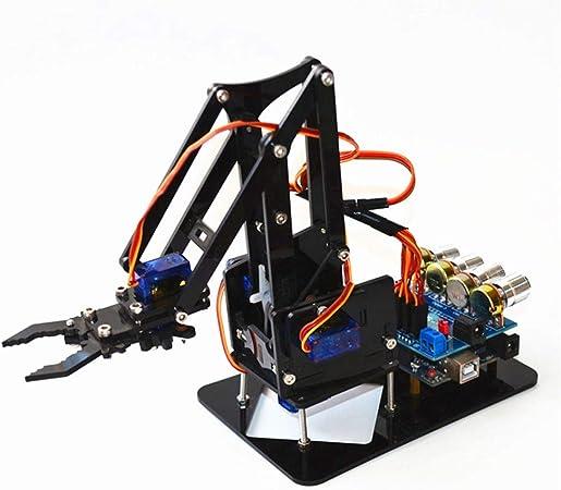 Kit de griffe de bras robotique de bricolage Manipulator 4DOF pour