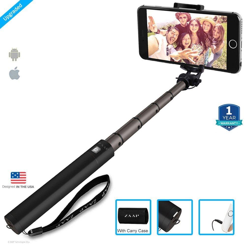 ZAAP NUSTAR4 selfie sticks