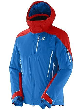 new style 868e3 2e099 Snowwear Jacket Men Salomon Whitecliff Gtx Jacket: Amazon.co ...