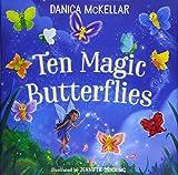 img - for Ten Magic Butterflies book / textbook / text book