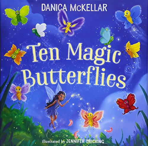 Magic Picture Book (Ten Magic Butterflies)