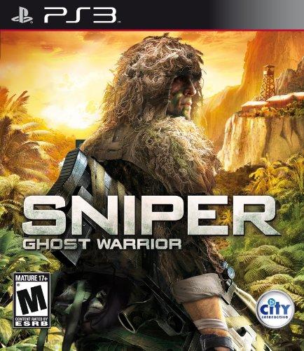 Playstation 3 Sniper: Ghost Warrior