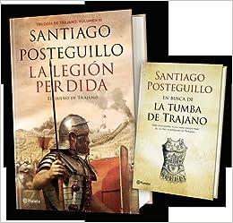 Pack verano La legión perdida Autores Españoles e Iberoamericanos: Amazon.es: Santiago Posteguillo: Libros