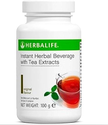Herbalife, concentrado de hierbas té, Peach, 3.53 oz (100 G ...