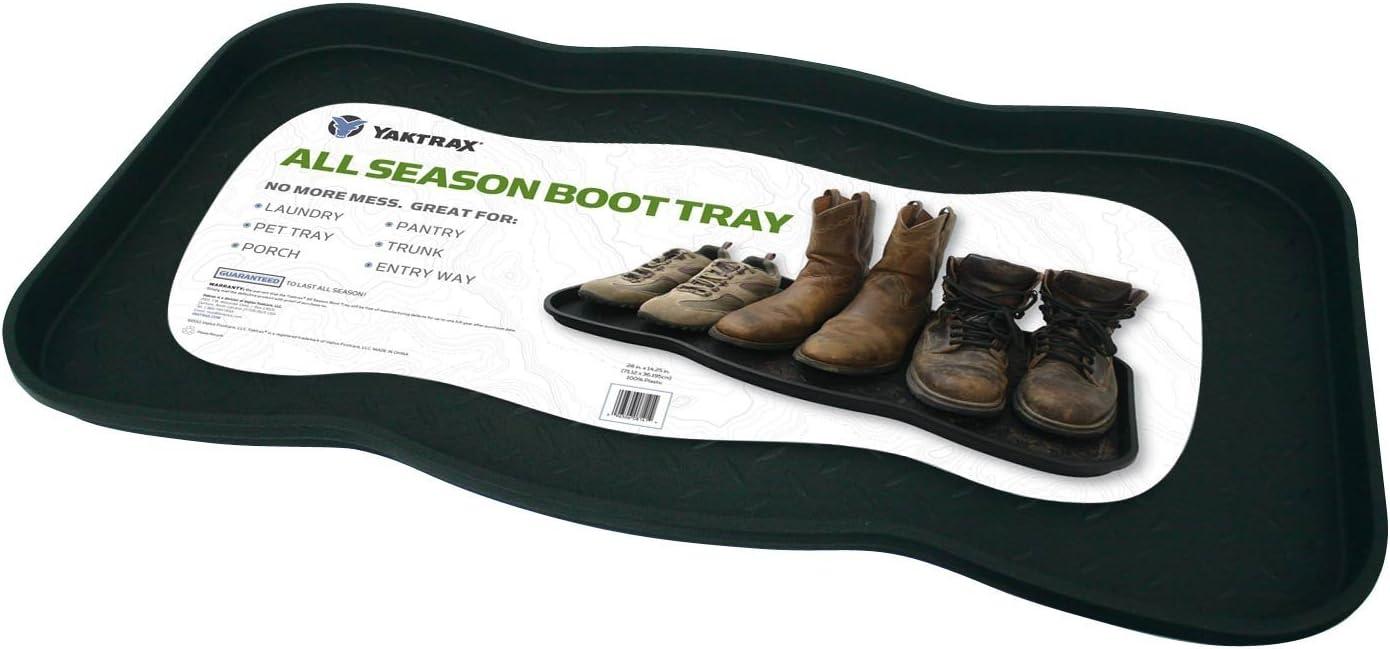 Yaktrax All-Season Boot and Shoe Tray