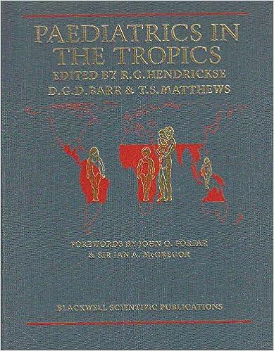 Book Paediatrics in the Tropics