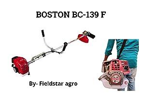 Boston Brush Cutter 4 STROKE ( Heavy duty + Attachments ) BC139