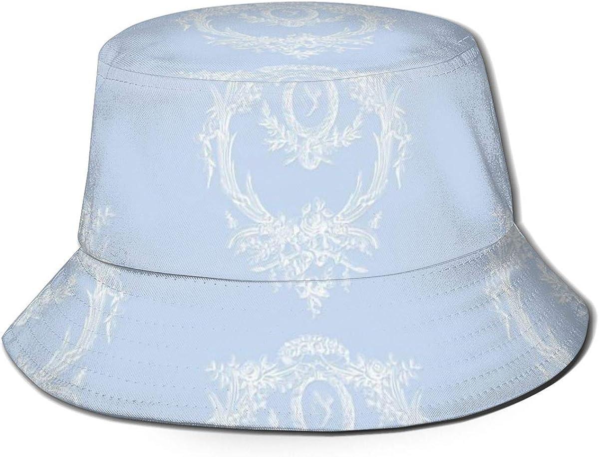 Rococo Rose Bucket Hat...