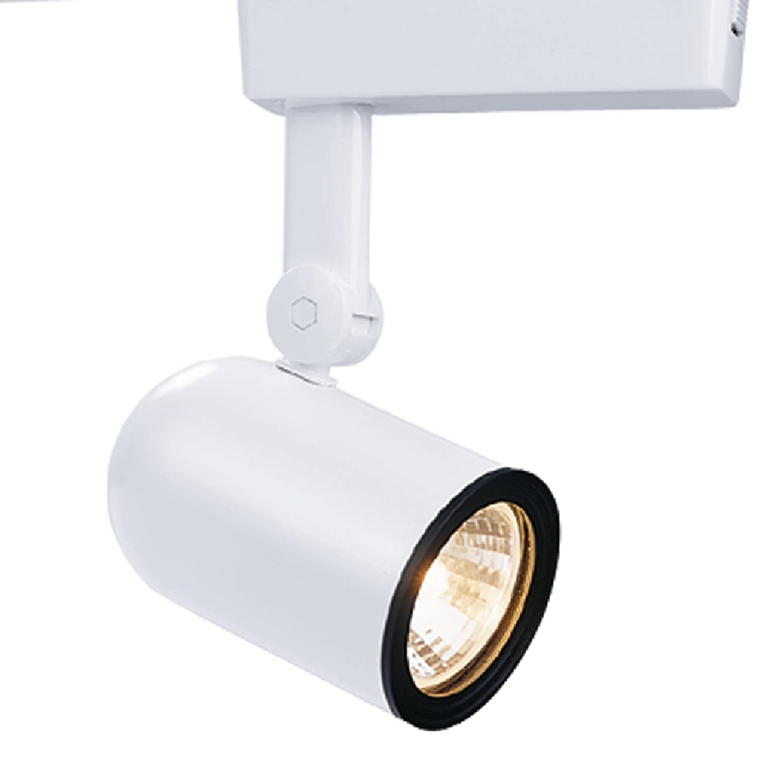 Halo lzr405p lazer low voltage roundback cylinder lamp holder with halo lzr405p lazer low voltage roundback cylinder lamp holder with electronic transformer white mr16 track lighting rails amazon industrial arubaitofo Gallery