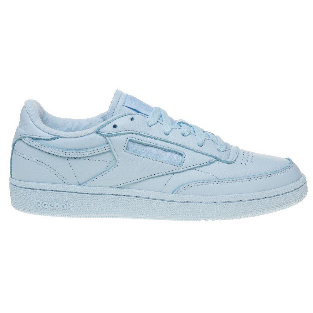de1664d27b4752 Reebok Club C 85 Elm Girls Sneakers Blue  Amazon.com.au  Fashion