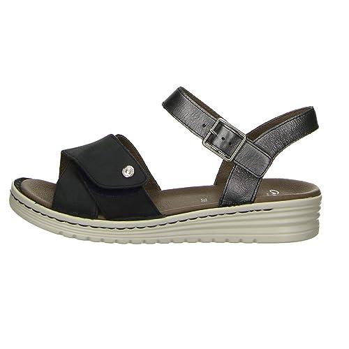 new products really comfortable speical offer ARA Damen Sandaletten Havanna 12-27264-05 blau 417988 ...
