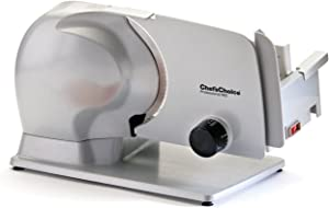 Chef'sChoice Gray 665 Professional Food Slicer