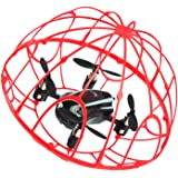 IDEA2 Drone Toy For Young Children Altitude Hover RC Helicopter Toy for Kids with Protective Frame