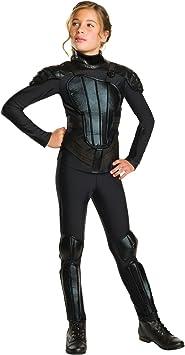 Rubies - Disfraz oficial de Katniss de Sinsajo para niñas: Amazon.es: Juguetes y juegos