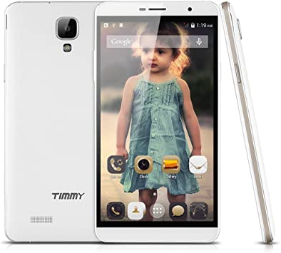 TIMMY M7 Smartphone 3G Móvil Libre 5.5 IPS Android 4.4 Octa Core ...