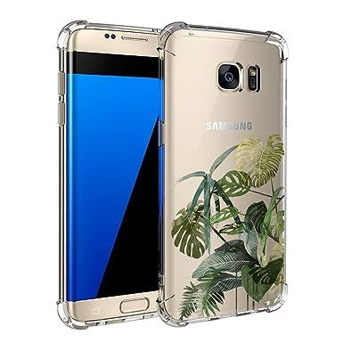 Funda Samsung Galaxy S7 Edge, Suave Carcasa Galaxy S7 ...