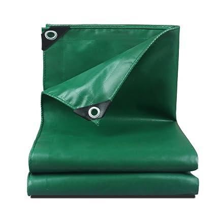 CLDBHBRK Mullido Paño De Lluvia Linóleo Al Aire Libre Escudo Solar Tela Plástica Impermeable, Protector