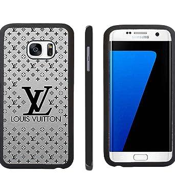 promo code 829b6 e8284 Louis Vuitton Logo Brand Logo For Samsung Galaxy S7 Edge Case Cover ...