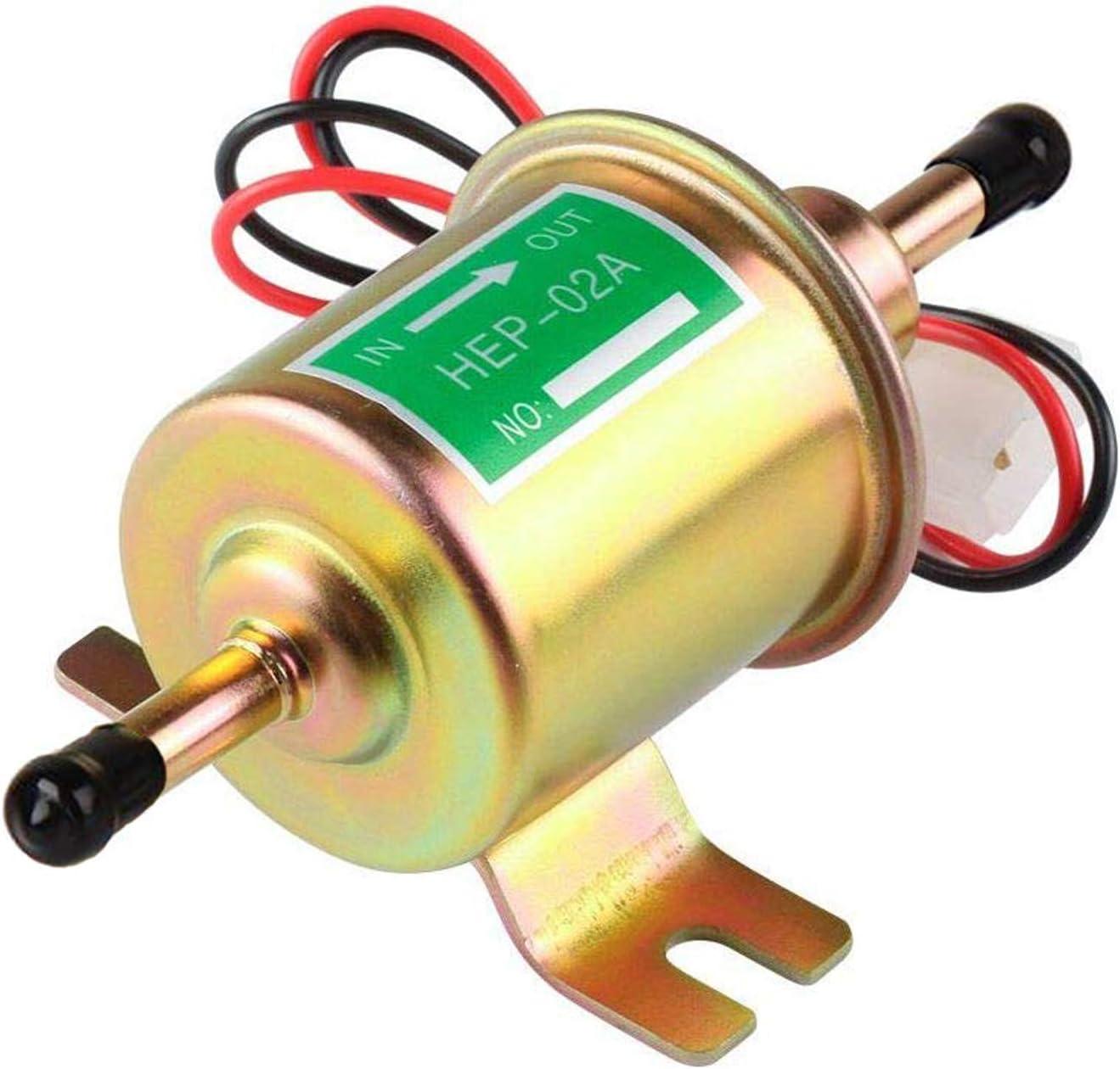 DOYES Universal Inline Fuel Pump