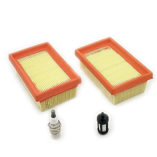 Filtro de aire//Air Filter adecuado para fs50 Stihl 51,60,61,65//también shindaiwagp 25 UA