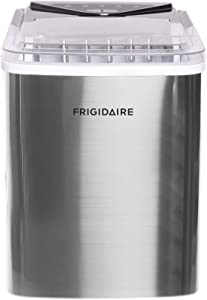 Frigidaire EFIC123-SS Ice Maker, Stainless