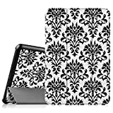 Fintie Samsung Galaxy Tab 4 8.0 (8-Inch) Smart Shell Case - Ultra Slim Lightweight Stand Cover with Auto Sleep/Wake Feature, Versailles