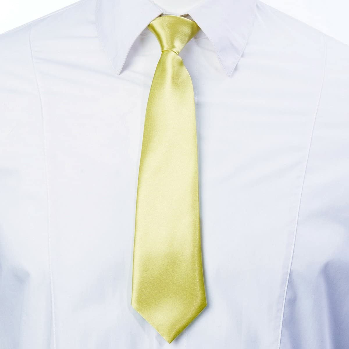 DonDon Corbata para niños con aire de seda y con elástico brillado ...