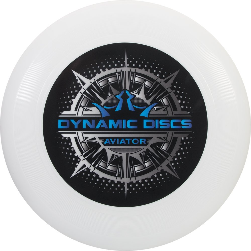 Dynamic Discs Aviator 175g Ultimate Catch Disc [Stamp Colors may vary]