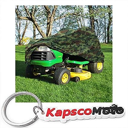 Amazon.com: Deluxe Riding Lawn Mower Tractor Funda ...