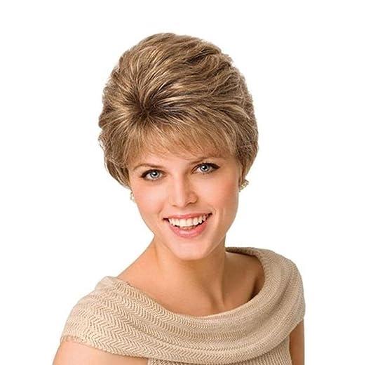 Männer Und Frauen Perücke Haar Goldene Locken Perücke Draht