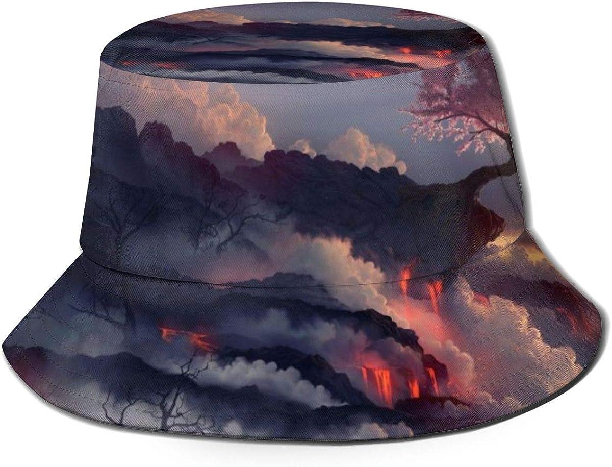 Cherry Tree Volcano Nature...