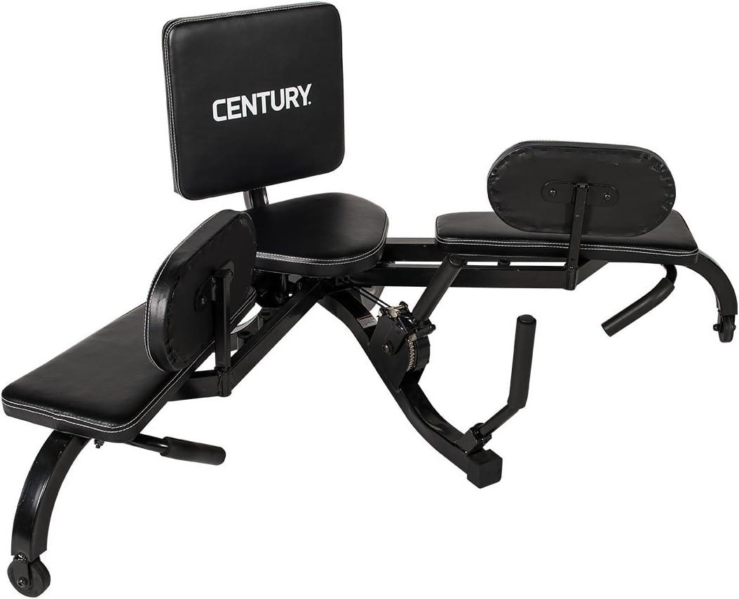 Century Versaflex 2.0 Steel Frame Fitness Exercise MMA Leg Stretching Machine
