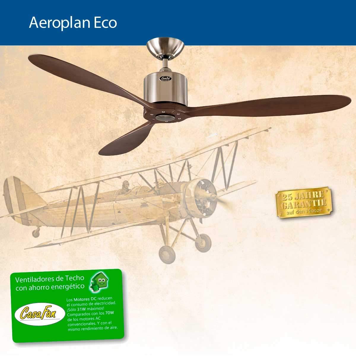 CasaFan Deckenventilator Aeroplan Eco Deckenger/ät