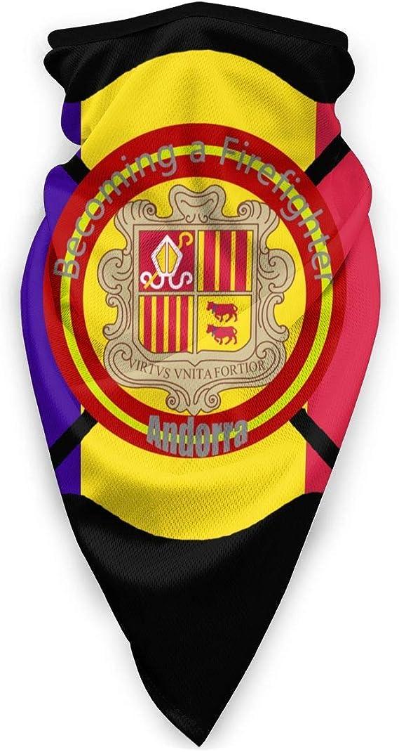 Emonye Becoming A Andorra - Bufanda deportiva unisex a prueba ...