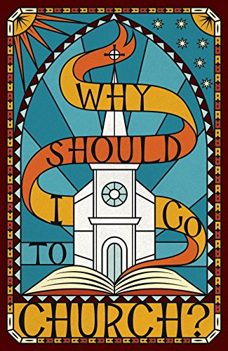 Why Should I Go to Church? (Pack of 25) cover
