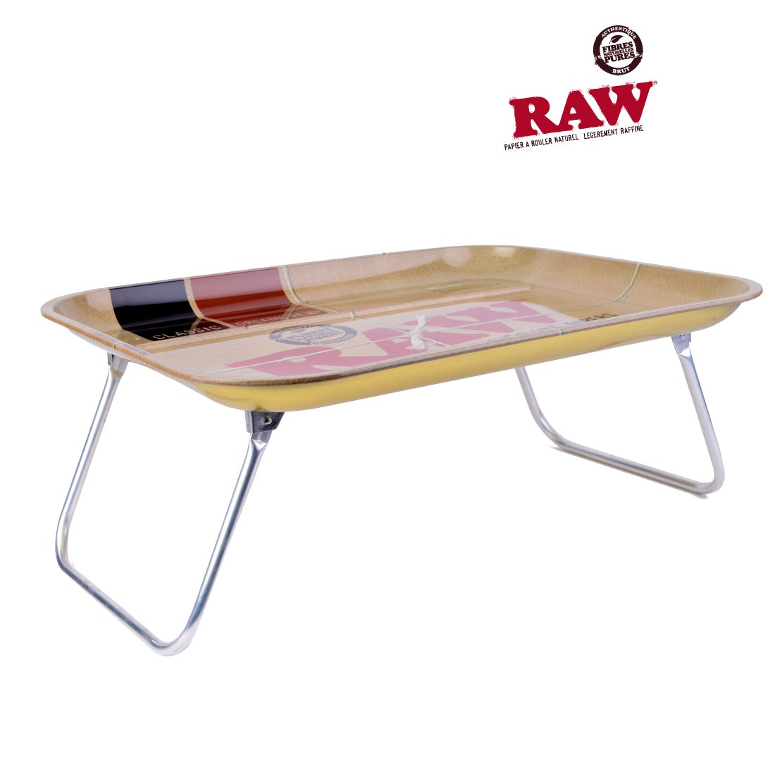 RAW Dinner LAP Rolling Tray XXL by RAW