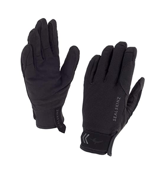 free shipping new images of low cost SEALSKINZ Women's Dragon Eye Gloves: Amazon.co.uk: Clothing