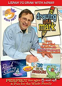 DRAWING WITH MARK: A DAY WITH THE DINO